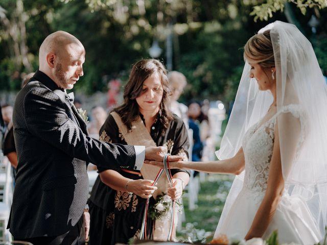 Il matrimonio di Luca e Silvia a Buti, Pisa 63