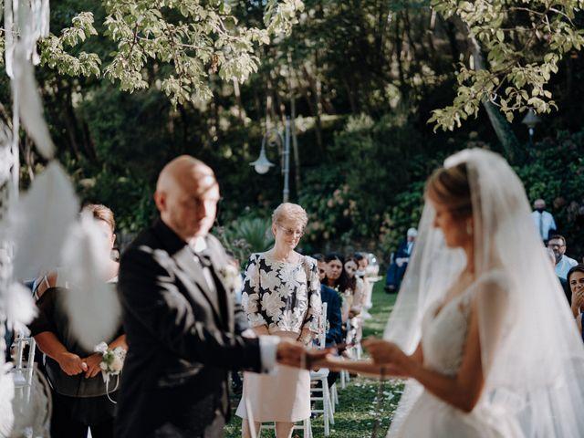Il matrimonio di Luca e Silvia a Buti, Pisa 64