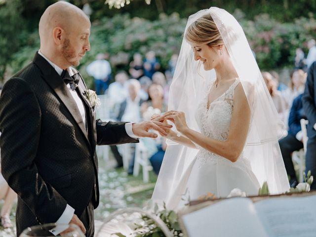 Il matrimonio di Luca e Silvia a Buti, Pisa 68