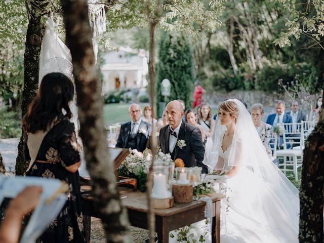 Il matrimonio di Luca e Silvia a Buti, Pisa 69