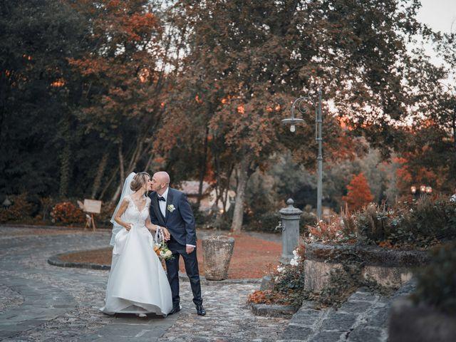 Il matrimonio di Luca e Silvia a Buti, Pisa 77