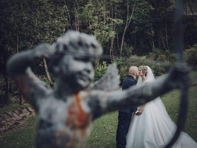 Il matrimonio di Luca e Silvia a Buti, Pisa 78