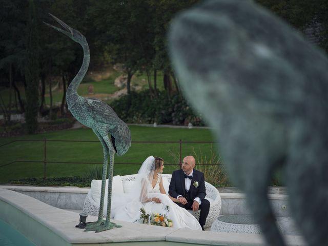 Il matrimonio di Luca e Silvia a Buti, Pisa 79