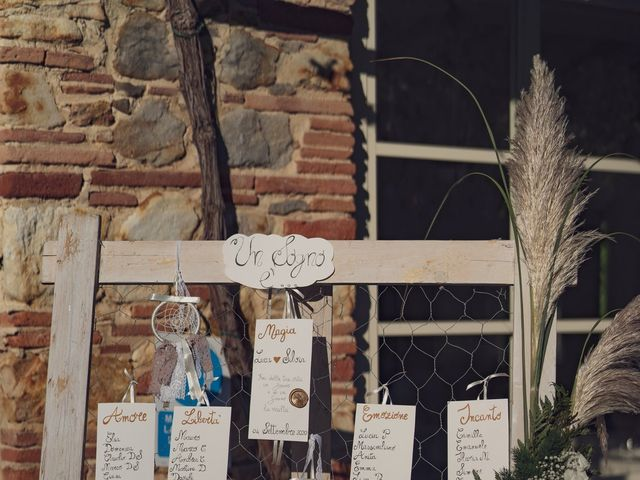 Il matrimonio di Luca e Silvia a Buti, Pisa 87