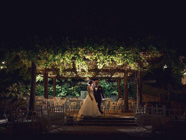 Il matrimonio di Luca e Silvia a Buti, Pisa 1