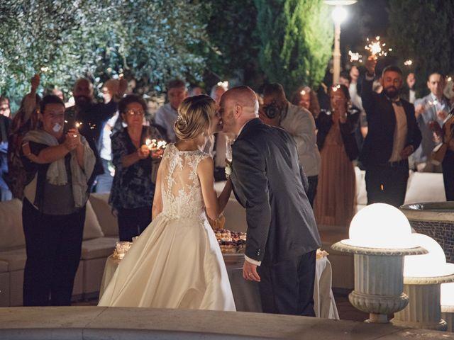 Il matrimonio di Luca e Silvia a Buti, Pisa 101