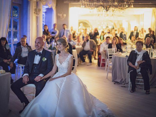 Il matrimonio di Luca e Silvia a Buti, Pisa 103