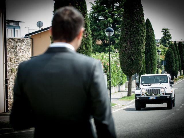 Il matrimonio di Stefano e Anna a Lonato del Garda, Brescia 1