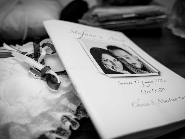 Il matrimonio di Stefano e Anna a Lonato del Garda, Brescia 13
