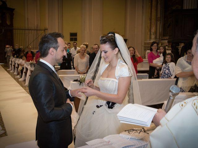 Il matrimonio di Stefano e Anna a Lonato del Garda, Brescia 17