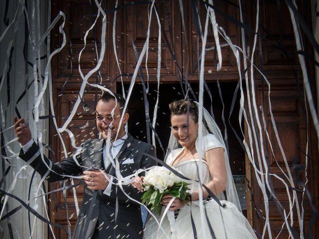 Il matrimonio di Stefano e Anna a Lonato del Garda, Brescia 19
