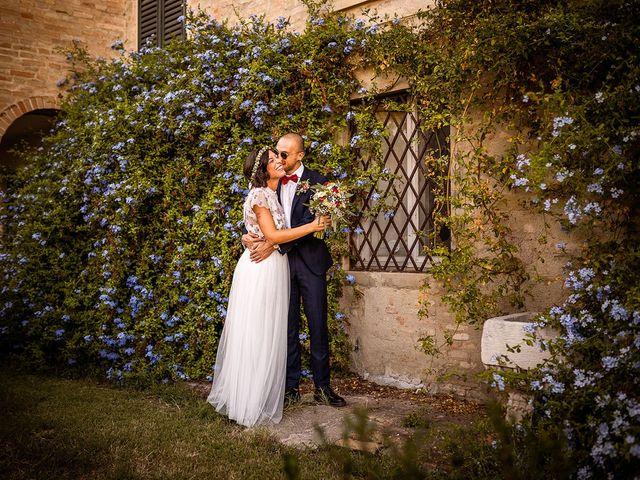 Il matrimonio di David e Gloria a Pesaro, Pesaro - Urbino 17