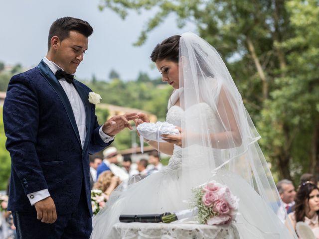 le nozze di Damaride e Iesse
