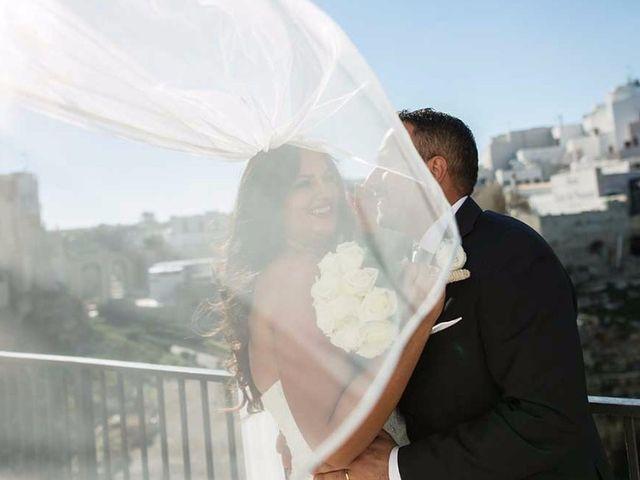 Le nozze di Donatella e Giuseppe
