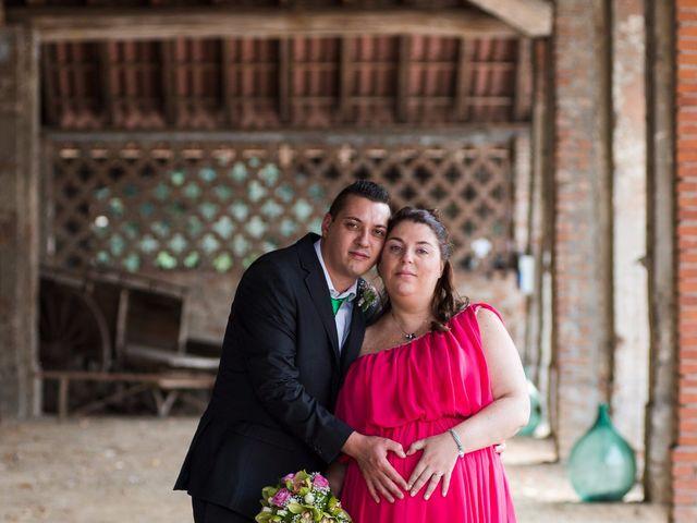 le nozze di Cristian e Silvia