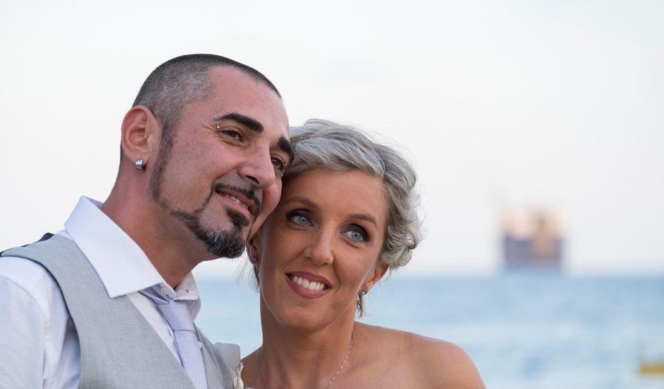 Il matrimonio di Antonio e Erica a Albissola Marina, Savona