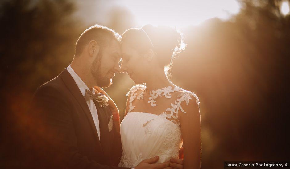 Il matrimonio di Cesare e Alessia a Vigevano, Pavia
