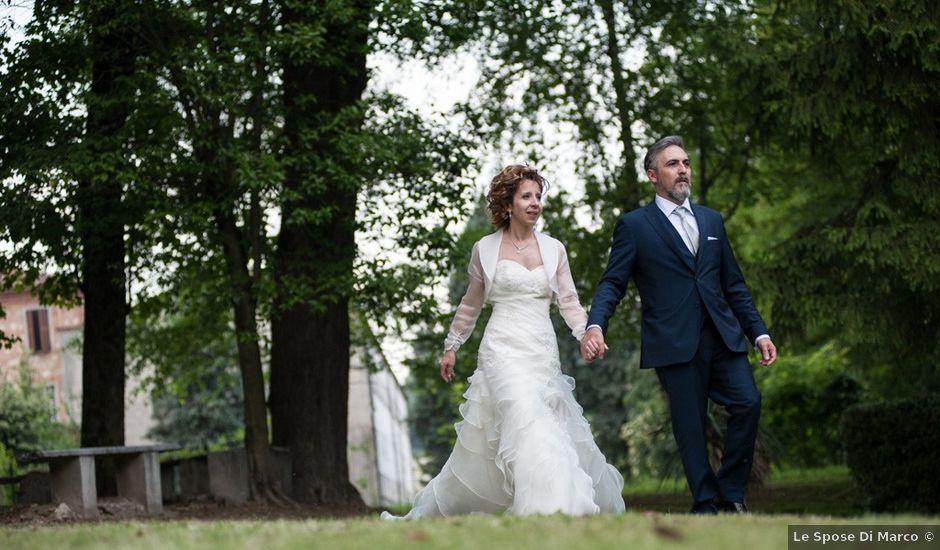 Il matrimonio di Gianluca e Valeria a Valenza, Alessandria