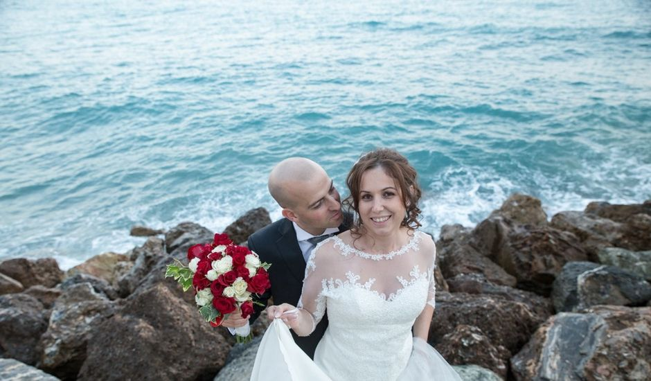 Matrimonio Spiaggia Savona : Il matrimonio di francesca e danilo a celle ligure savona
