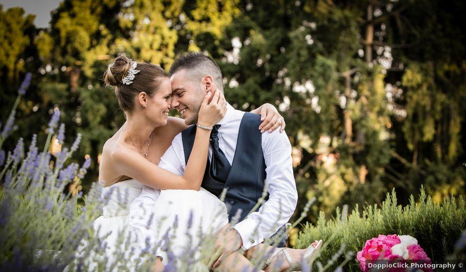 Il matrimonio di Daniele e Camilla a Calco, Lecco