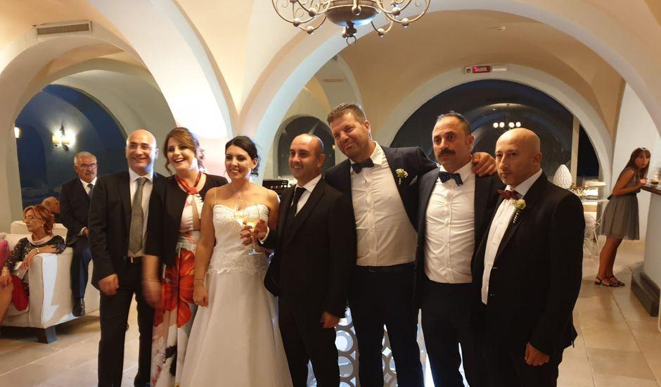 Il matrimonio di Laura e Andrea a Lipari, Messina