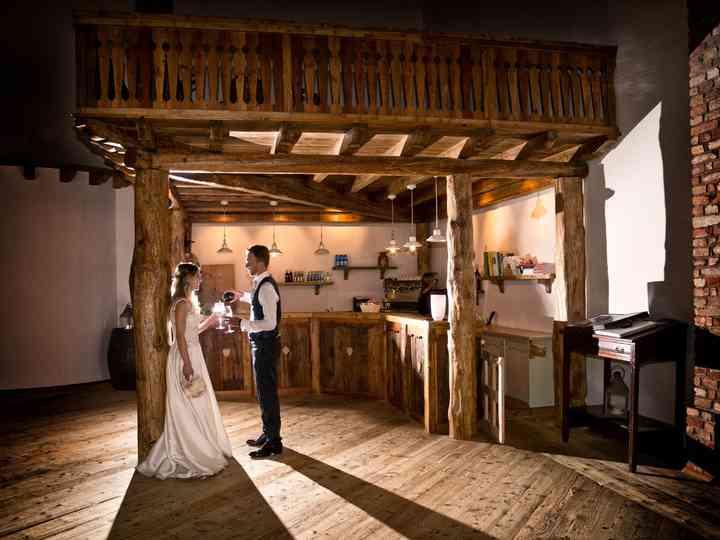 le nozze di Claudia e Loris