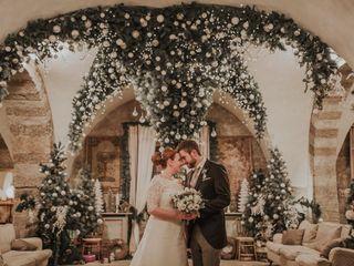 Le nozze di Giuseppe e Elda