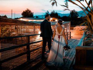 Le nozze di Kateryna e Arturo