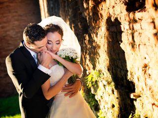 Le nozze di Giorgia e Michele