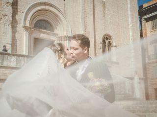 Le nozze di Marta e Kévin