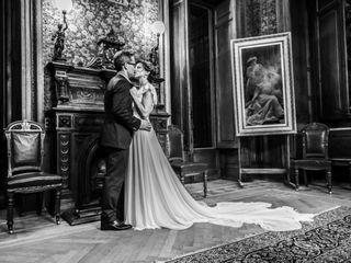 Le nozze di Rosamaria e Enrico