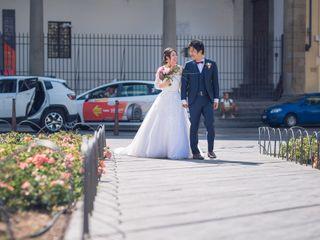 Le nozze di Sumie e Masaki 1