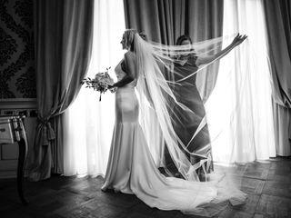 Le nozze di Rachel e Hedmond 2