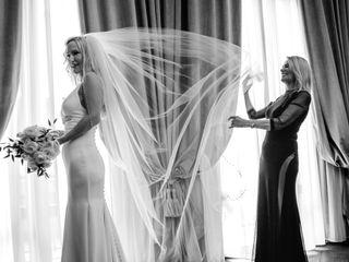 Le nozze di Rachel e Hedmond 3