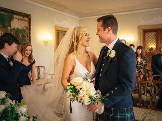 Le nozze di Rachel e Hedmond