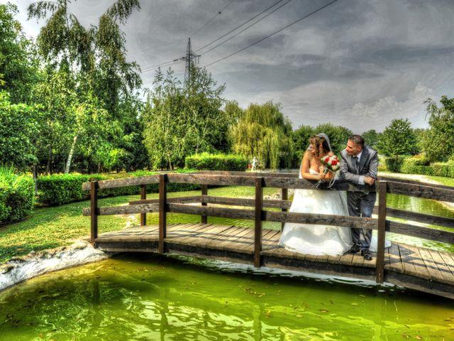 Il matrimonio di Biagio e Simona a Concorezzo, Monza e Brianza 7
