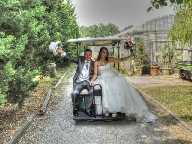 Il matrimonio di Biagio e Simona a Concorezzo, Monza e Brianza 10
