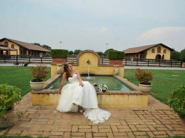 Il matrimonio di Biagio e Simona a Concorezzo, Monza e Brianza 12