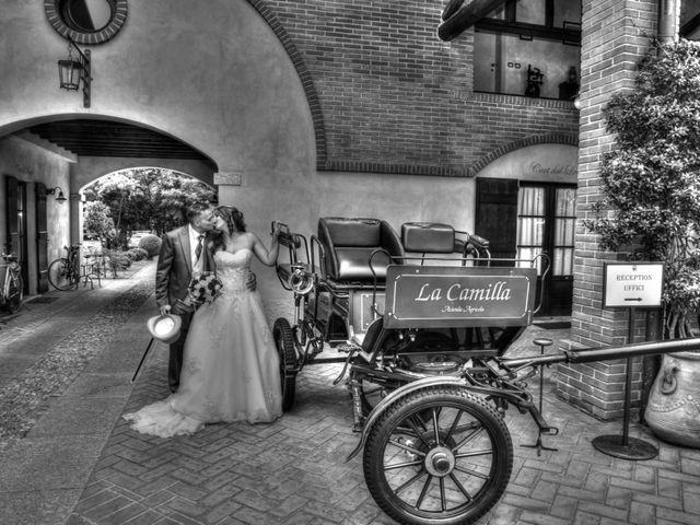 le nozze di Simona e Biagio