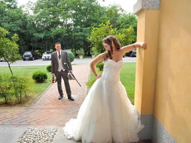 Il matrimonio di Biagio e Simona a Concorezzo, Monza e Brianza 15