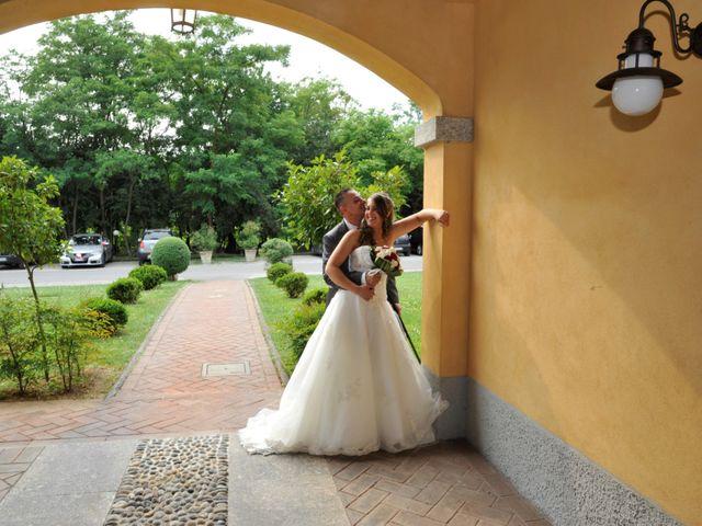 Il matrimonio di Biagio e Simona a Concorezzo, Monza e Brianza 16