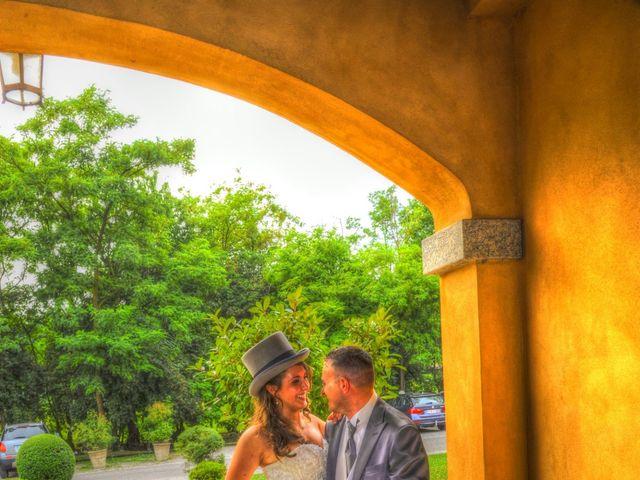 Il matrimonio di Biagio e Simona a Concorezzo, Monza e Brianza 17