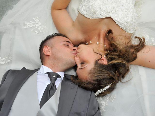 Il matrimonio di Biagio e Simona a Concorezzo, Monza e Brianza 18