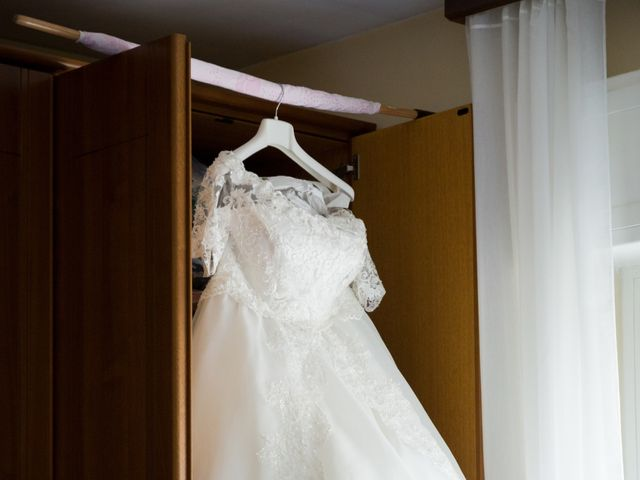 Il matrimonio di Riccardo e Federica a Cervesina, Pavia 4
