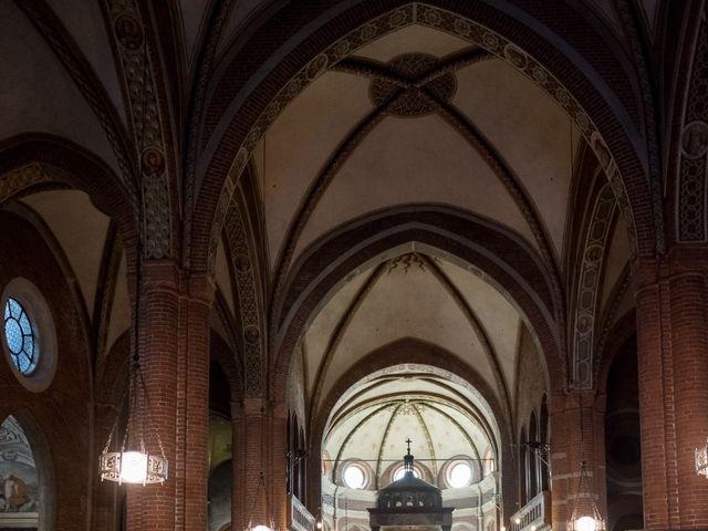 Il matrimonio di Riccardo e Federica a Cervesina, Pavia 13