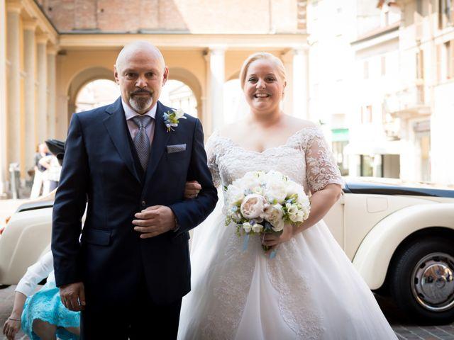 Il matrimonio di Riccardo e Federica a Cervesina, Pavia 19