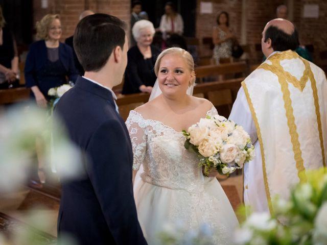 Il matrimonio di Riccardo e Federica a Cervesina, Pavia 20
