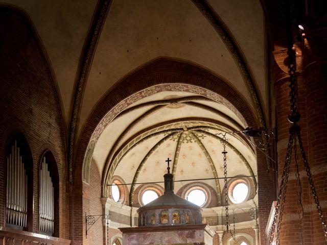 Il matrimonio di Riccardo e Federica a Cervesina, Pavia 21