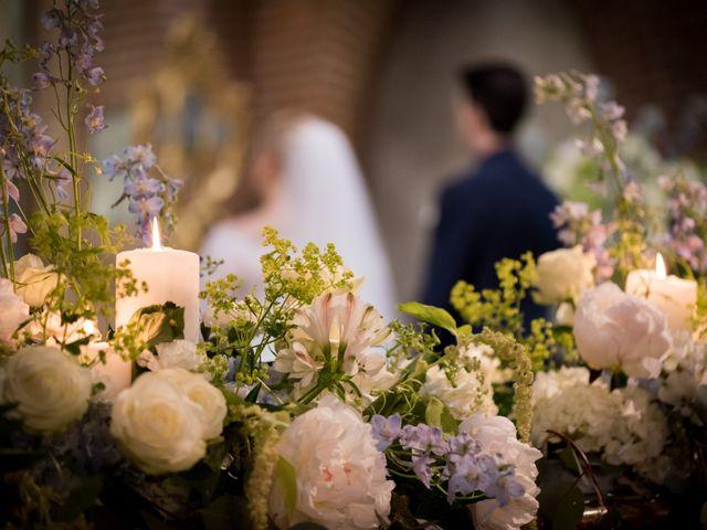 Il matrimonio di Riccardo e Federica a Cervesina, Pavia 26