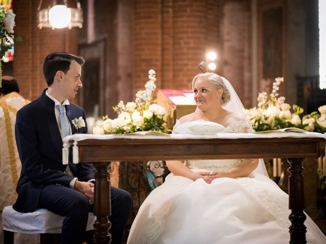 Il matrimonio di Riccardo e Federica a Cervesina, Pavia 27